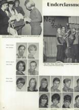 1967 Bloomington High School Yearbook Page 68 & 69