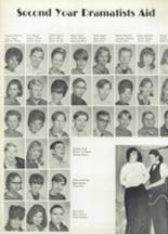 1967 Bloomington High School Yearbook Page 86 & 87
