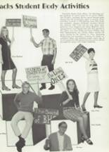 1967 Bloomington High School Yearbook Page 102 & 103