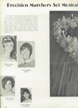 1967 Bloomington High School Yearbook Page 124 & 125