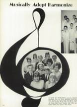 1967 Bloomington High School Yearbook Page 126 & 127