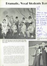 1967 Bloomington High School Yearbook Page 136 & 137