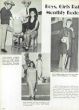 1967 Bloomington High School Yearbook Page 152 & 153
