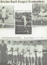1967 Bloomington High School Yearbook Page 200 & 201