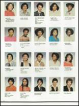 1983 Midwood High School 405 Yearbook Page 36 & 37