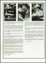 1983 Midwood High School 405 Yearbook Page 54 & 55