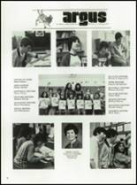 1983 Midwood High School 405 Yearbook Page 58 & 59