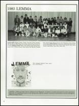 1983 Midwood High School 405 Yearbook Page 62 & 63