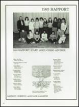 1983 Midwood High School 405 Yearbook Page 64 & 65