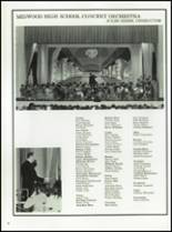 1983 Midwood High School 405 Yearbook Page 86 & 87