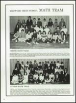 1983 Midwood High School 405 Yearbook Page 92 & 93