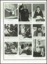 1983 Midwood High School 405 Yearbook Page 98 & 99