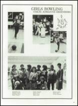 1983 Midwood High School 405 Yearbook Page 104 & 105