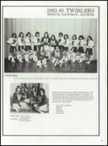 1983 Midwood High School 405 Yearbook Page 108 & 109