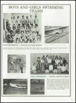 1983 Midwood High School 405 Yearbook Page 112 & 113
