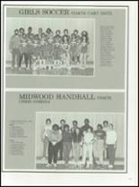 1983 Midwood High School 405 Yearbook Page 116 & 117