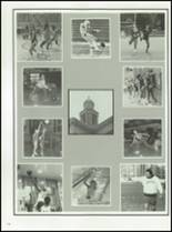 1983 Midwood High School 405 Yearbook Page 120 & 121