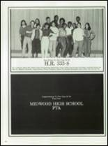 1983 Midwood High School 405 Yearbook Page 138 & 139