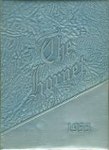1955 Yearbook Vinita High School