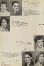 1956 Bishop Baraga High School Yearbook Page 14 & 15
