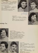 1956 Bishop Baraga High School Yearbook Page 18 & 19