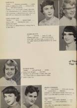 1956 Bishop Baraga High School Yearbook Page 20 & 21