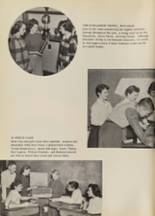 1956 Bishop Baraga High School Yearbook Page 32 & 33