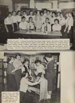 1956 Bishop Baraga High School Yearbook Page 36 & 37