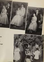 1956 Bishop Baraga High School Yearbook Page 42 & 43