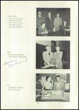 1952 Madison Central High School Yearbook Page 12 & 13