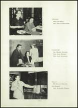 1952 Madison Central High School Yearbook Page 14 & 15