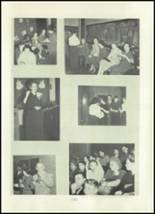 1952 Madison Central High School Yearbook Page 16 & 17