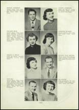 1952 Madison Central High School Yearbook Page 20 & 21