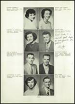 1952 Madison Central High School Yearbook Page 22 & 23