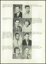1952 Madison Central High School Yearbook Page 24 & 25