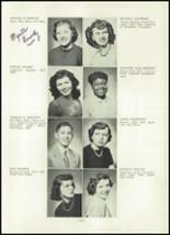 1952 Madison Central High School Yearbook Page 26 & 27