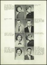 1952 Madison Central High School Yearbook Page 28 & 29