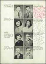 1952 Madison Central High School Yearbook Page 30 & 31