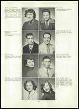 1952 Madison Central High School Yearbook Page 32 & 33