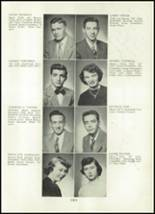 1952 Madison Central High School Yearbook Page 34 & 35