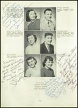 1952 Madison Central High School Yearbook Page 36 & 37