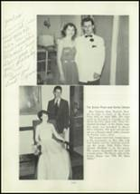 1952 Madison Central High School Yearbook Page 40 & 41