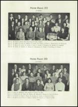 1952 Madison Central High School Yearbook Page 42 & 43