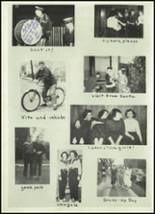 1952 Madison Central High School Yearbook Page 50 & 51
