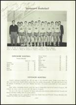 1952 Madison Central High School Yearbook Page 56 & 57