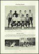 1952 Madison Central High School Yearbook Page 58 & 59