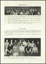 1952 Madison Central High School Yearbook Page 60 & 61