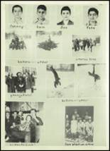 1952 Madison Central High School Yearbook Page 62 & 63