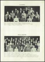 1952 Madison Central High School Yearbook Page 64 & 65