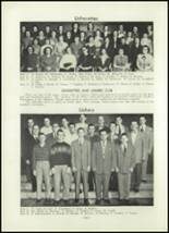 1952 Madison Central High School Yearbook Page 68 & 69